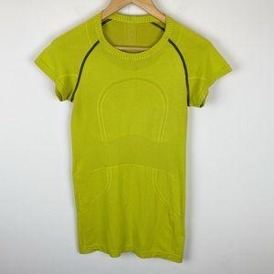 Lululemon Swiftly Tech Short Sleeve Tee Size 6
